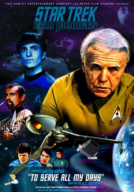 Our Videos on YouTube - Star Trek New Voyages / Phase II Fan